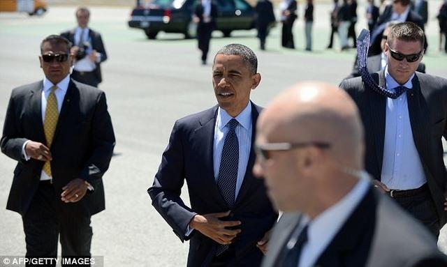 """3 lớp bảo vệ """"không thể xuyên phá"""" của Tổng thống Obama - 4"""
